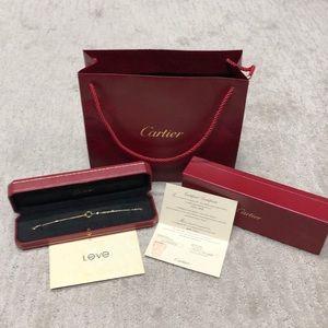 Cartier LOVE bracelet!